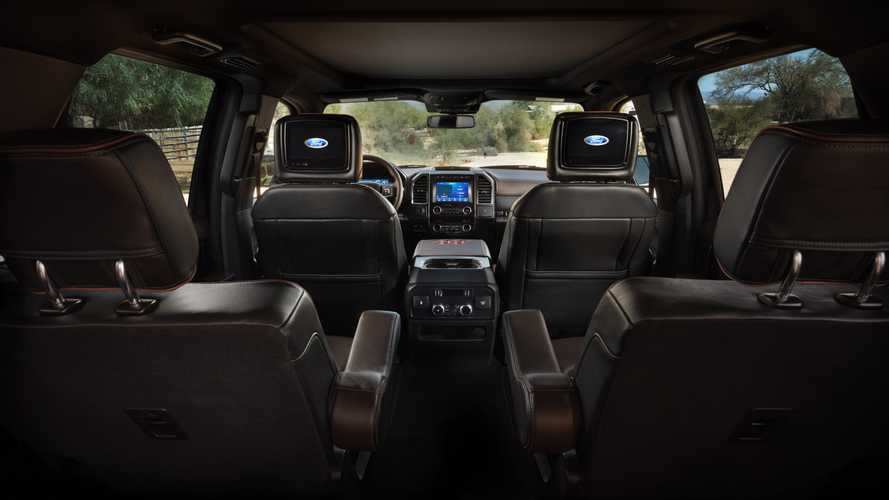 2020 Ford Expedition King Ranch Motor1 Com Photos
