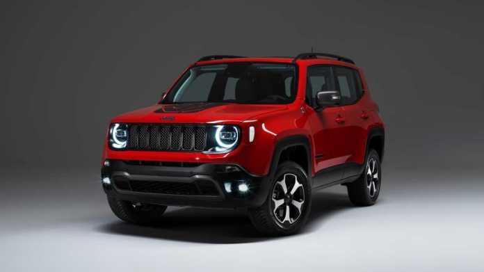 2019 Jeep Renegade Plug-In Hybrid