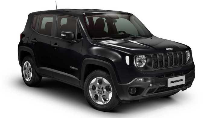 Jeep Renegade STD