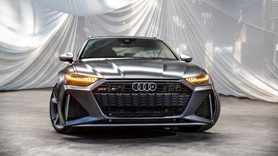 2020 Audi Rs6 Avant Shot By Auditography 2 Of 6 Motor1