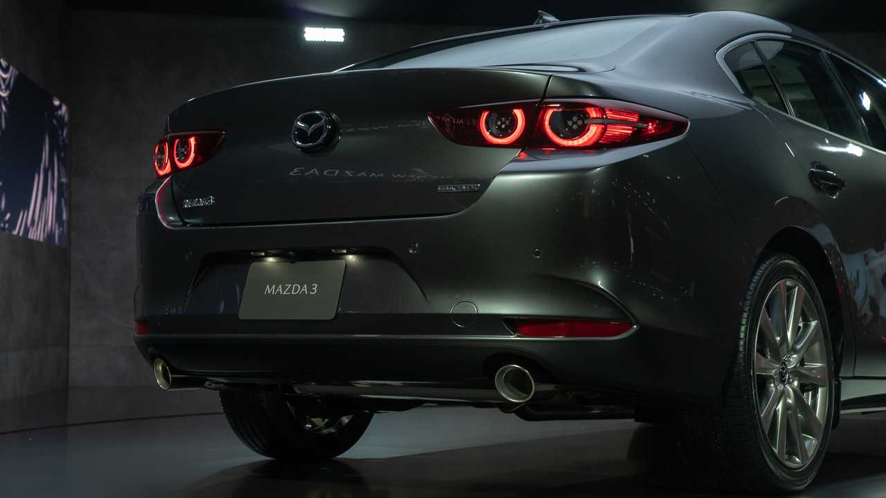 2019 mazda3 costs from 21 000 and