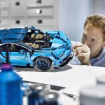 Bugatti Chiron Gets Lego Makeover With Amazing 3 599 Piece Kit