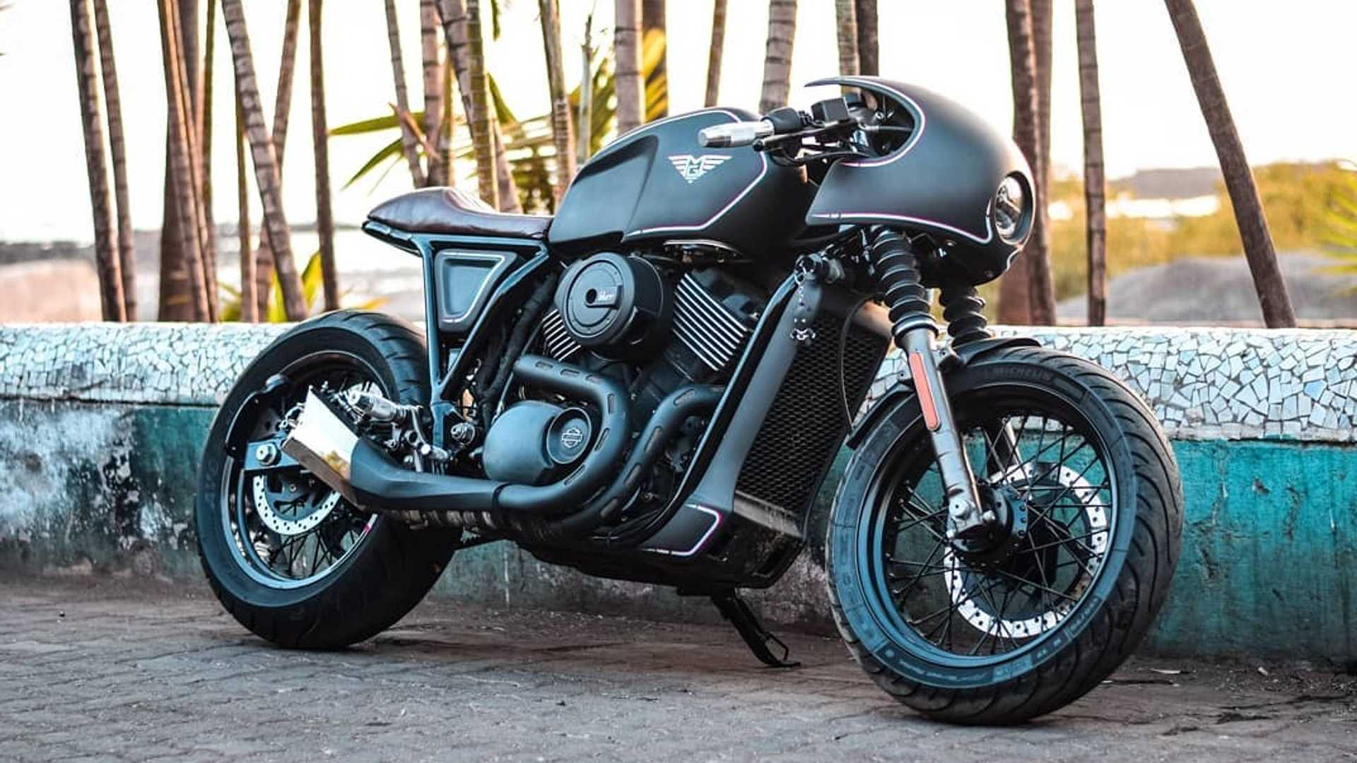 you can call this street 750 sexy
