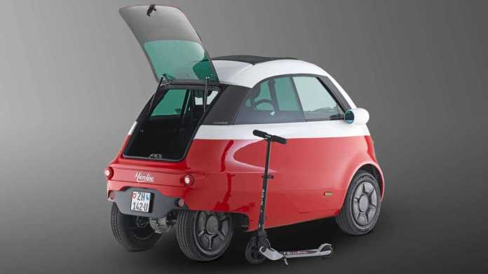 Check The Prices And Available Options For The Microlino