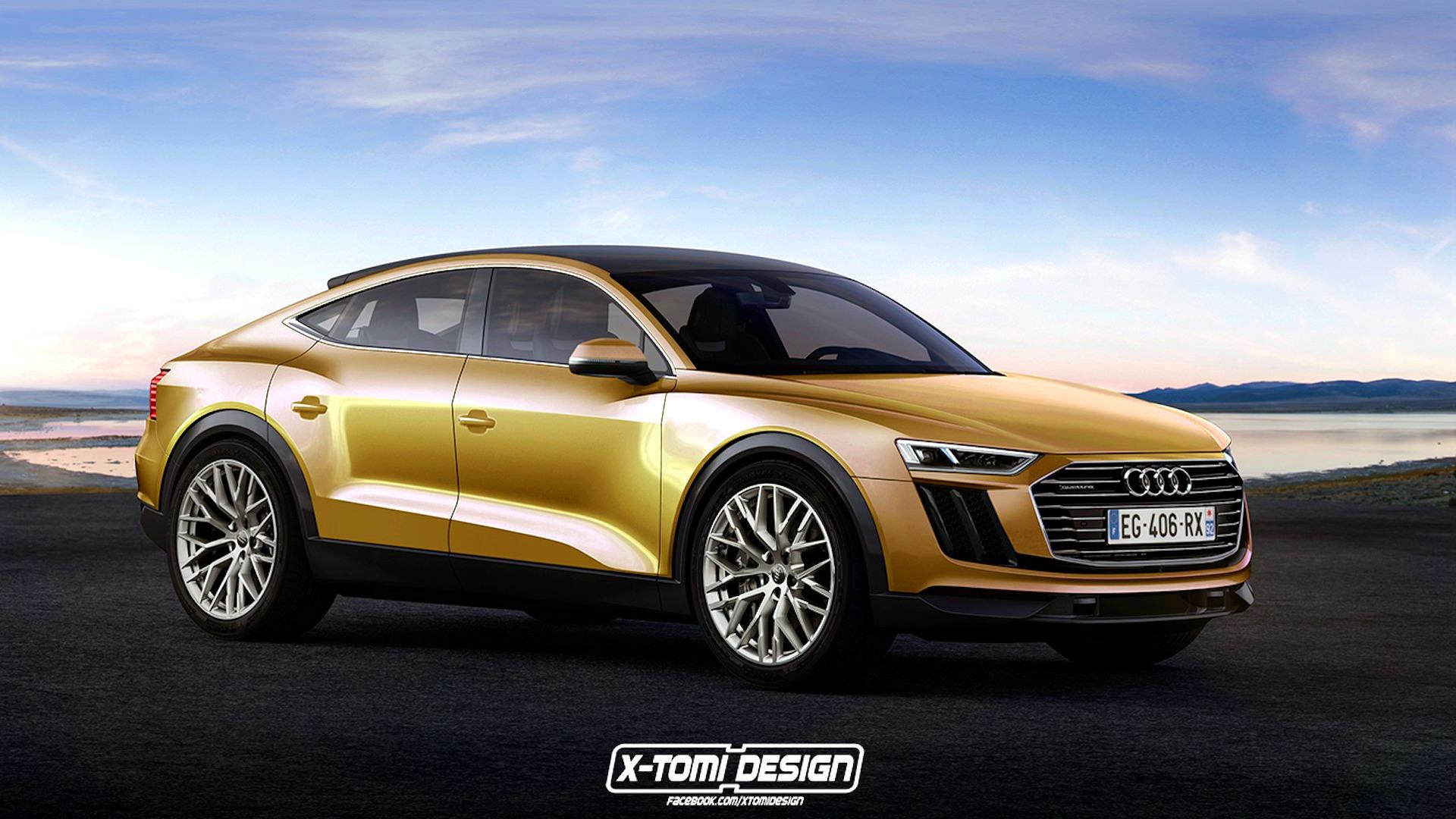 Audi Q9 wordt einde van 2020 verwacht