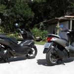 Teste Yamaha Nmax 160 Mostra Suas Armas Para O Honda Pcx 150