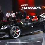 Watch The Ferrari Monza Sp1 Grace London With Its Presence
