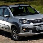 Fiat Uno Way Resurge Das Cinzas Na Argentina