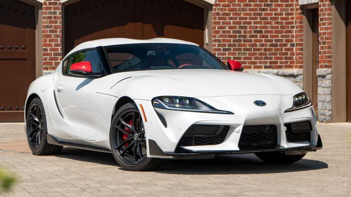 2020 toyota supra first drive: don't call it a comeback