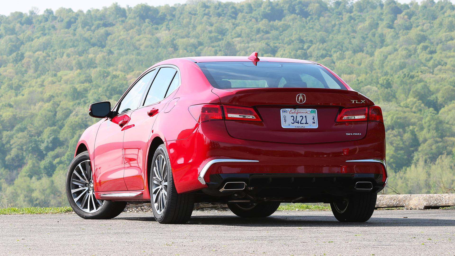 2018 acura tlx first drive the outlier