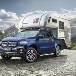 Pick Up This Camper Van Conversion For The Mercedes X Class
