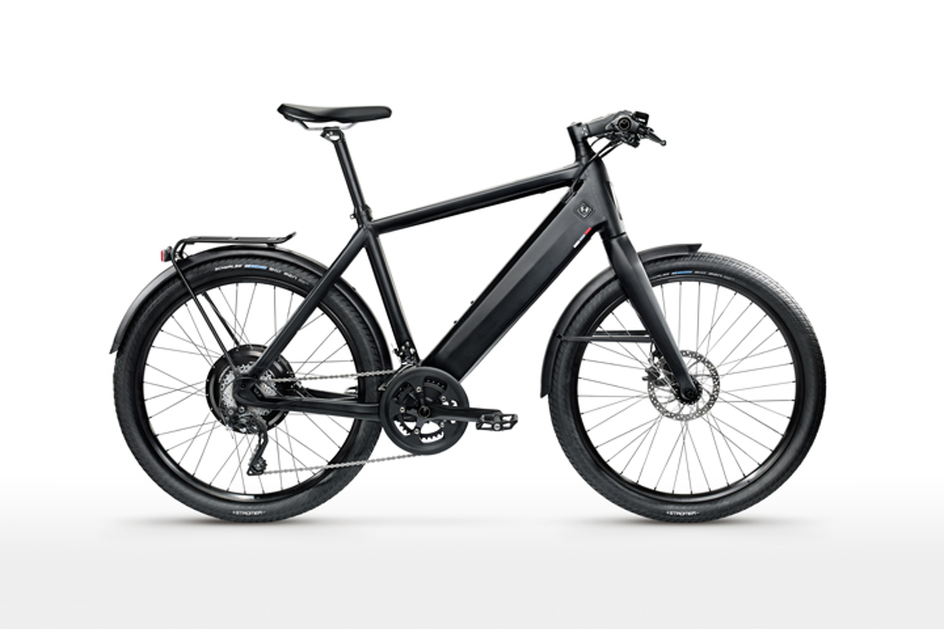 The Stromer St2 Combines App Connectivity And E Bike