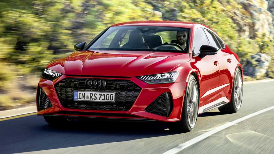 2020 Audi Rs7 Sportback Motor1 Com Photos