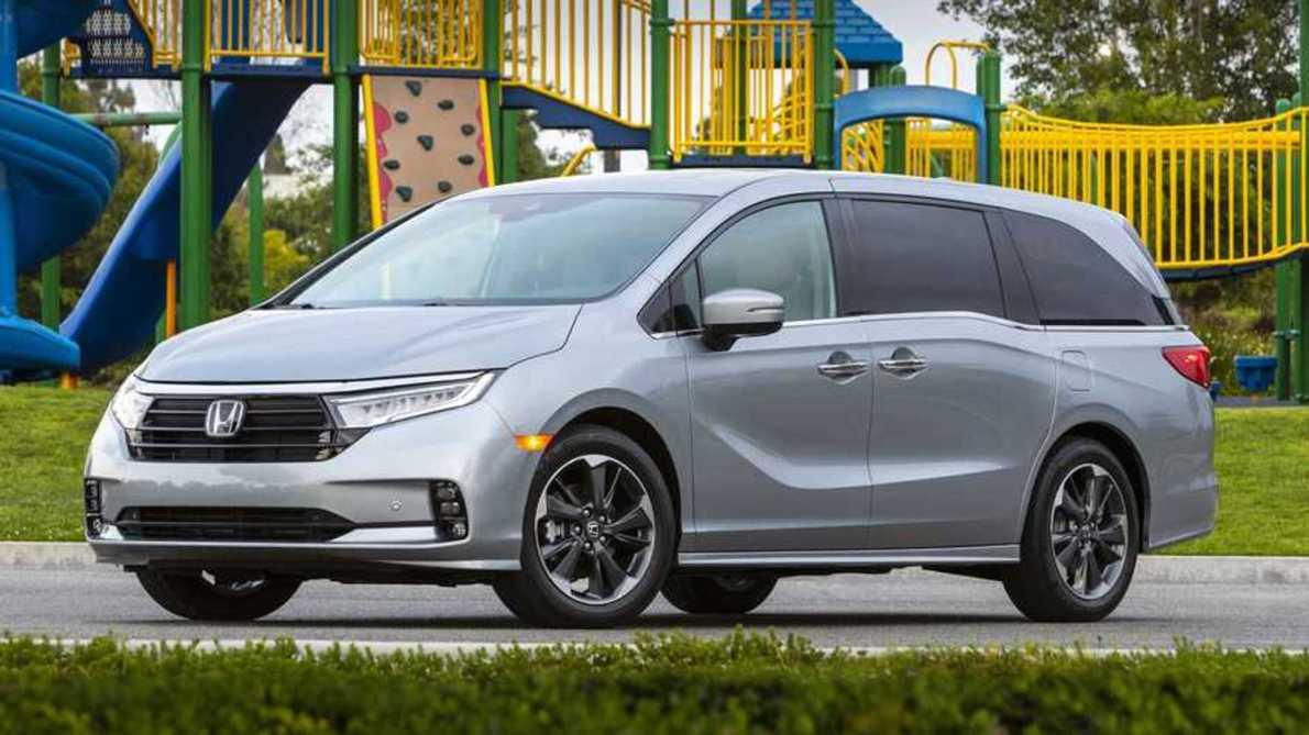 Standard Active Safety Bumps 2021 Honda Odyssey Base MSRP To $31,790