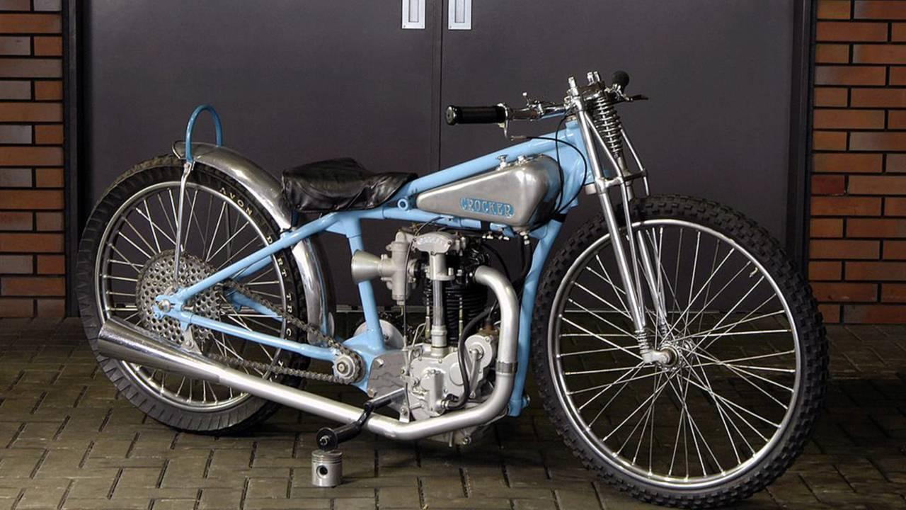 Crocker Speedway Racer 1934 Motorcycle, Racing bikes