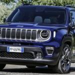 2019 Jeep Renegade Hafif Makyaji Ile Geldi