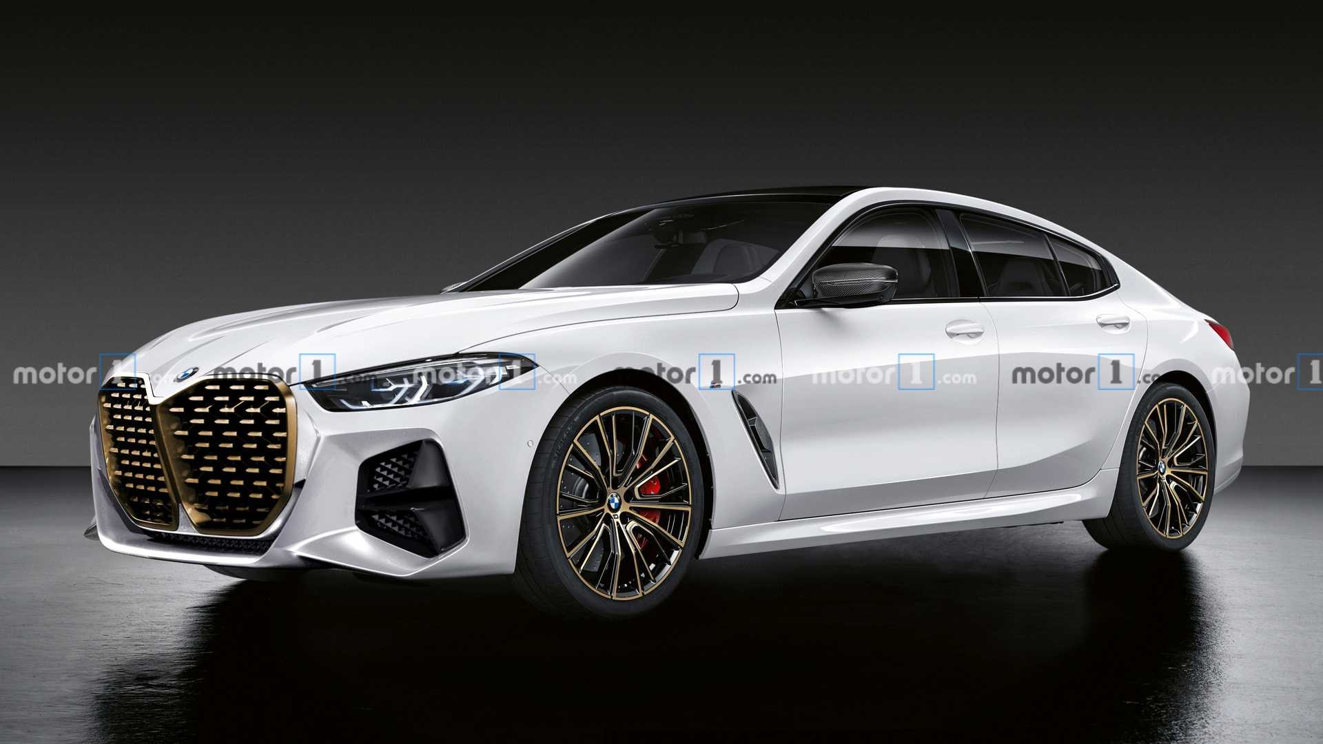 Bmw 4 Series Coupe Concept Previews New 4 Series And M3 M4 Evo