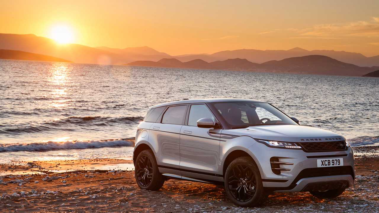 These Land Rover Range Rover Evoque Images Are Stunning