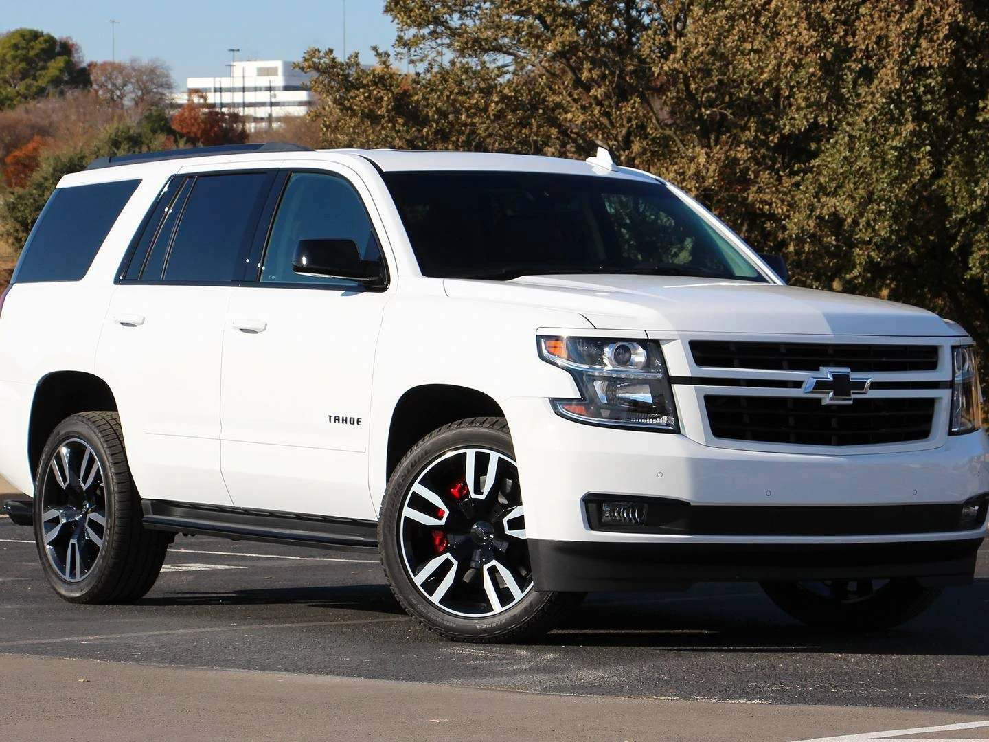 2018 chevy tahoe rst first drive