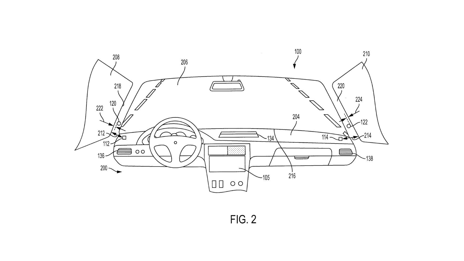 Toyota Patents Moisture Sensing Auto Defrost To Clear Windows