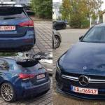 2019 Mercedes Amg A35 4matic Spotted In The Metal