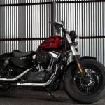 Rideapart Review 2017 Harley Davidson Forty Eight