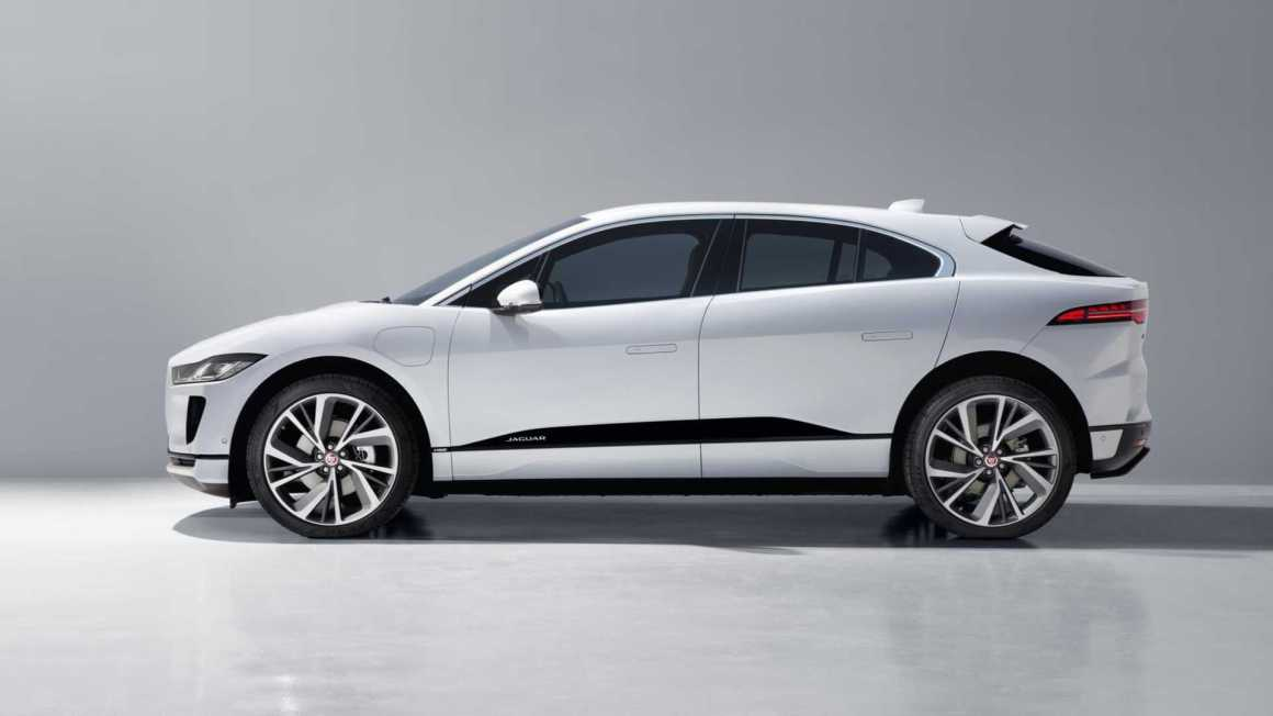 You Can Now Apparently Buy A Brand New Jaguar I-Pace For Over $20,000 Off