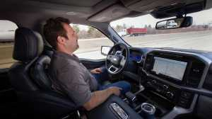 Ford BlueCruise self-driving technology comes on the Mach-E, F-150 later in 2021