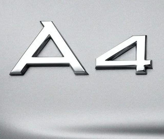 Audi A Logo