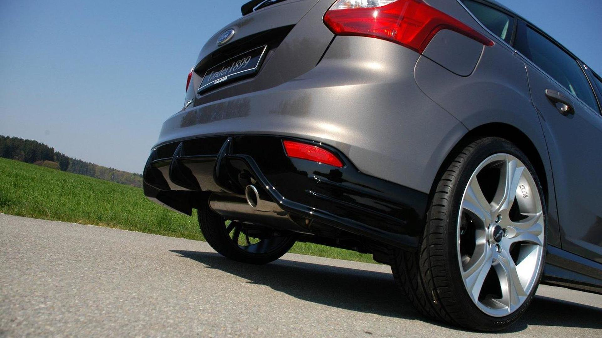 2012 ford focus tuned by loder1899