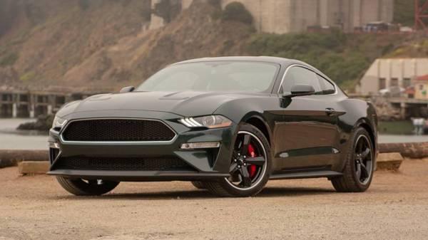 Ford Mustang Bullitt de 2019