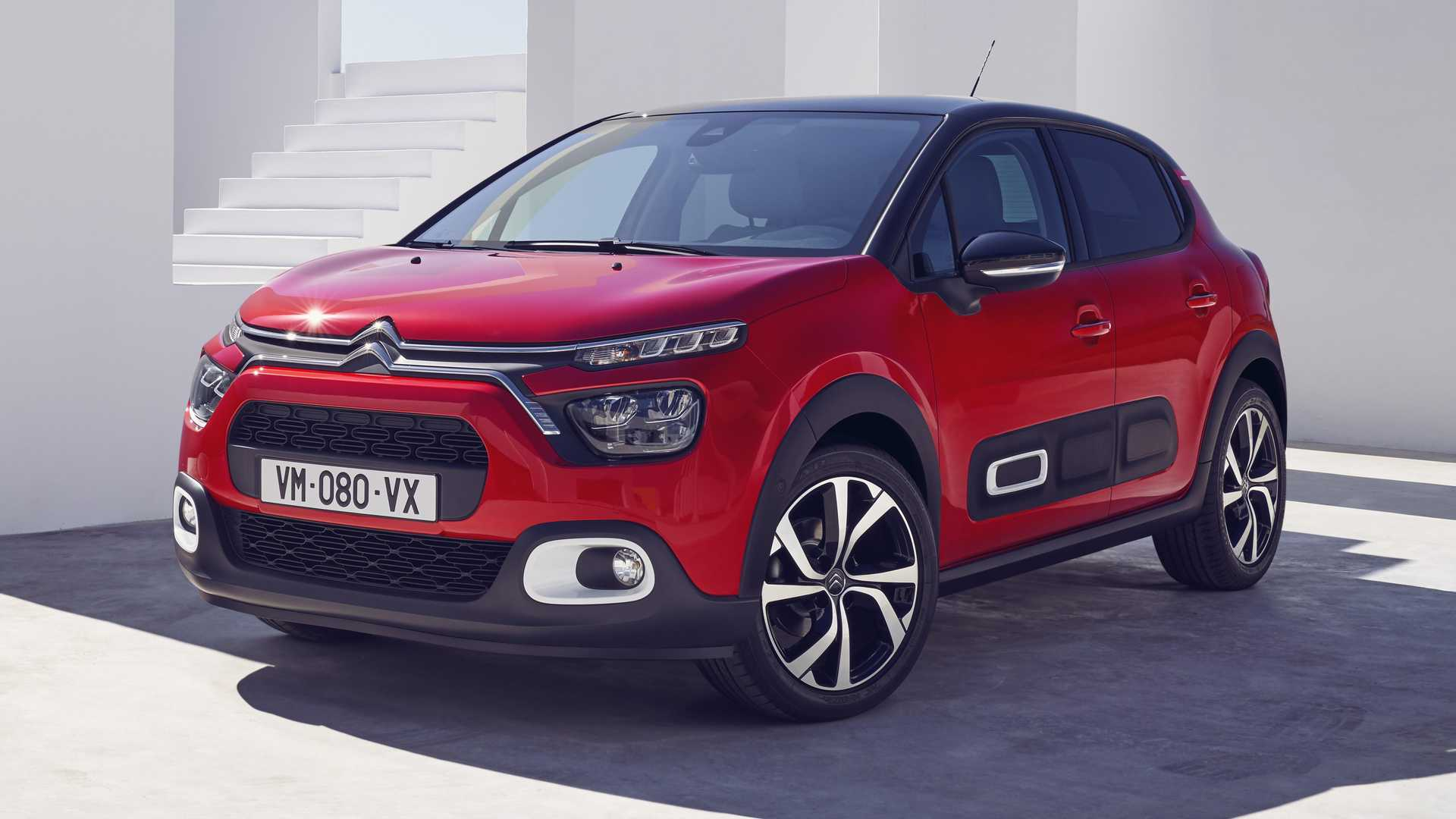 Updated Citroen C3 arrives in the UK with prices starting at £16,280