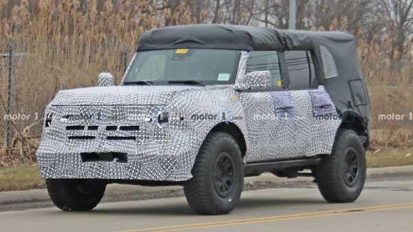 La nueva Ford Bronco será revelada en marzo, Bronco Sport en abril