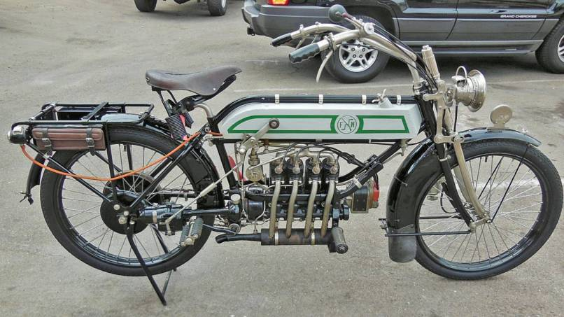 Motorcycle History Shaft Drive