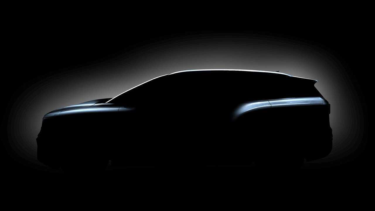 Volkswagen ID.6 teaser