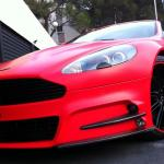 Mansory Aston Martin Dbs With Dartz Red Satin Matt Wrap 03 01 2012 1051087