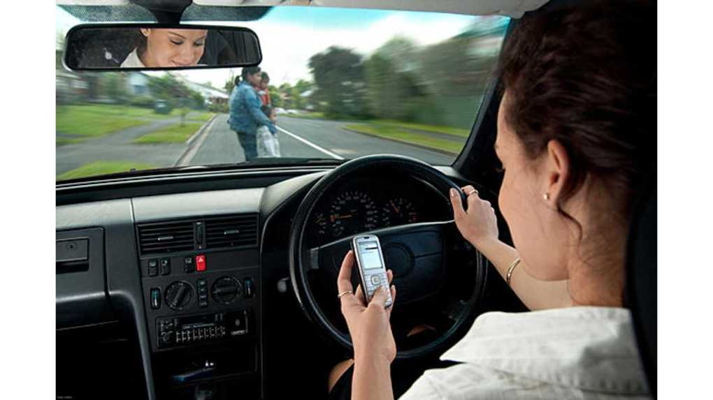 Ugh...Stop Texting From behind the Wheel