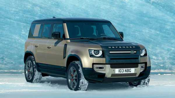 Issues Defender XTech Special Edition For UK Land Rover