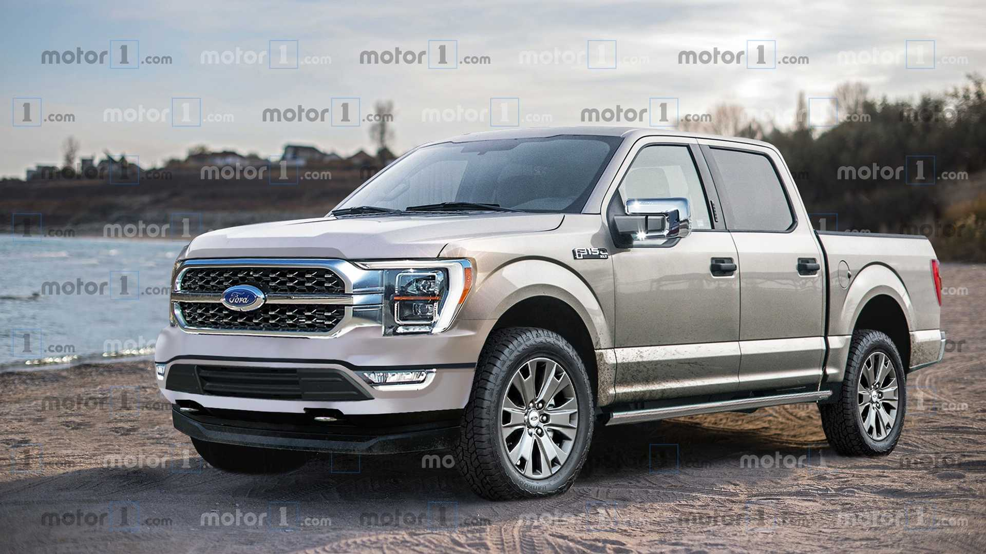2021 Ford 150 Research New