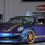 Porsche 911 997 Carrera S Cabriolet Modified By Cam Shaft And Pp Performance