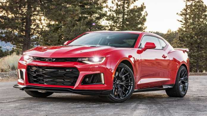 2021 Chevy Camaro Ss And Zl1 Sales Banned In California Washington