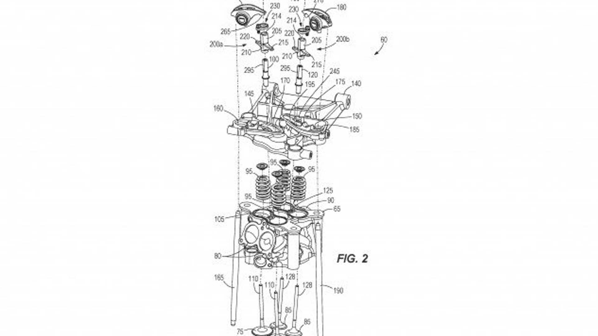 Harley Clings To Pushrod Technology With New Patent