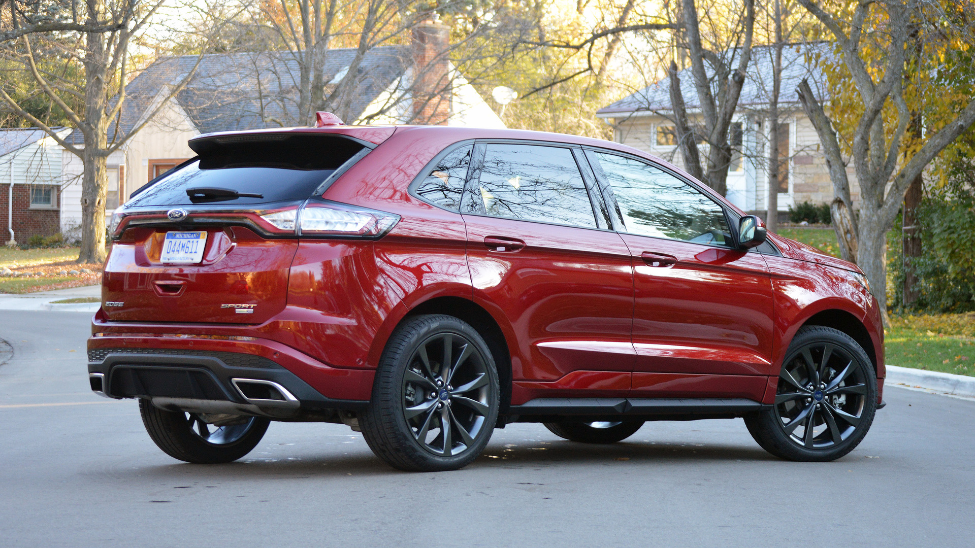 2017 Ford Edge Sport Interior Dimensions Awesome Home
