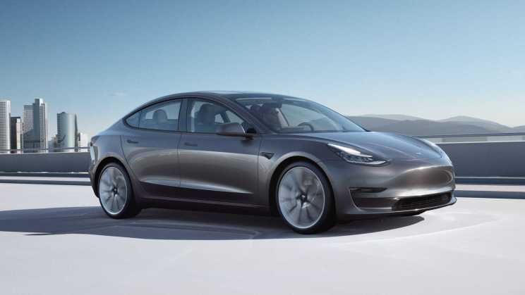 In the first quarter of 2021, the Tesla Model 3 was the best-selling  premium sedan in the world - Autobala