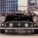 Star Owned Ferrari Back On The Market