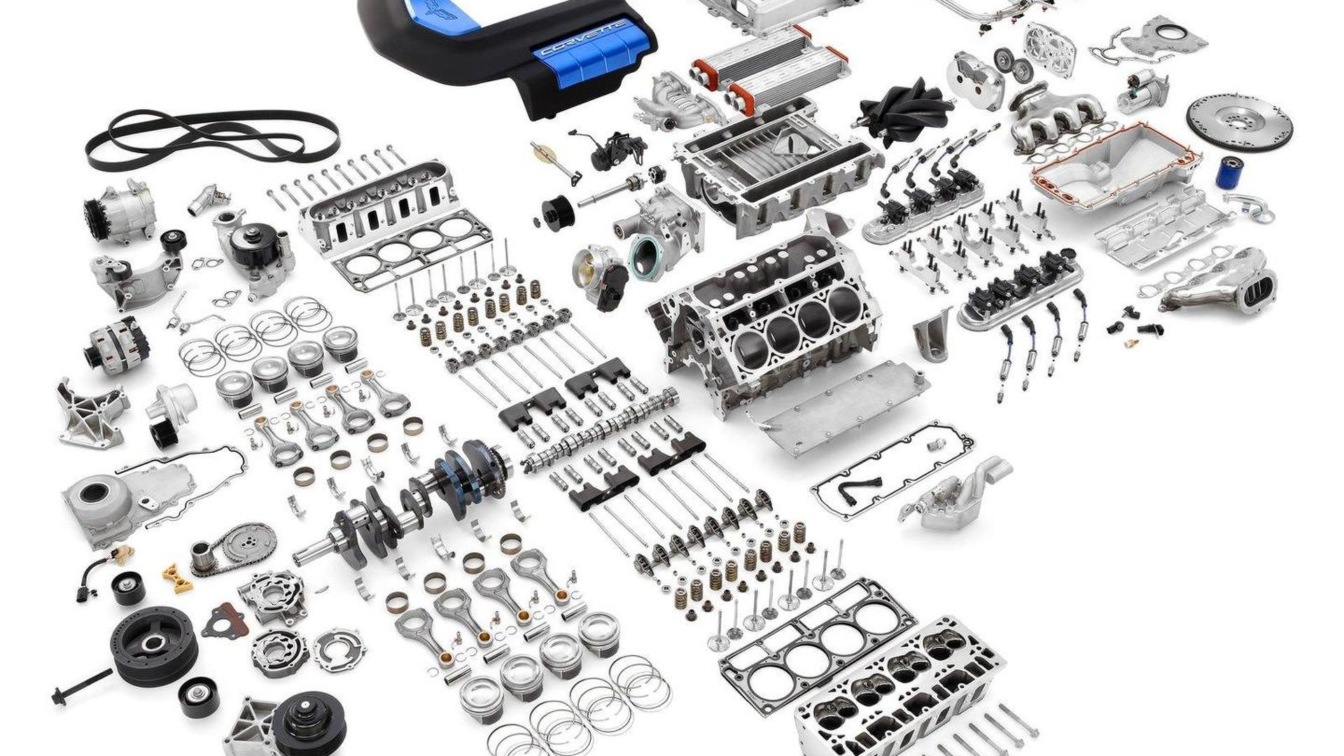 Chevrolet Performance Offers Ls7 And Ls9 Engines As Build