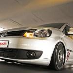 Volkswagen Caddy Gets Air Suspension By Mr Car Design