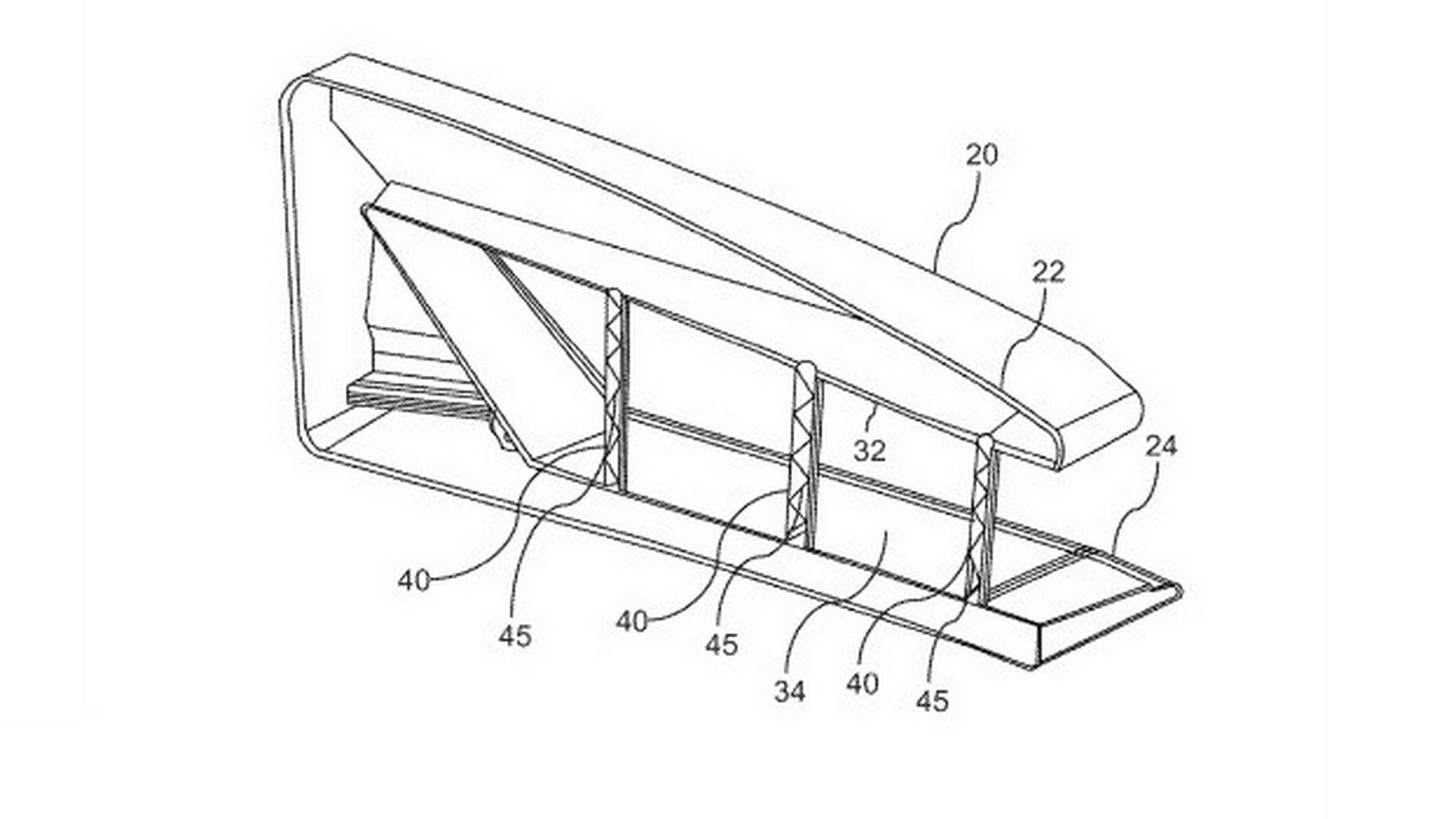 Honda Uses Nsx Images In Patent For New Air Dam Is It For