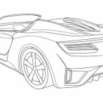 Acura Nsx Roadster Patent Drawing 05 3 2012 1026119