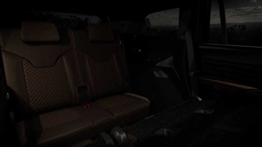 Jeep Commander 2022 - Teasers